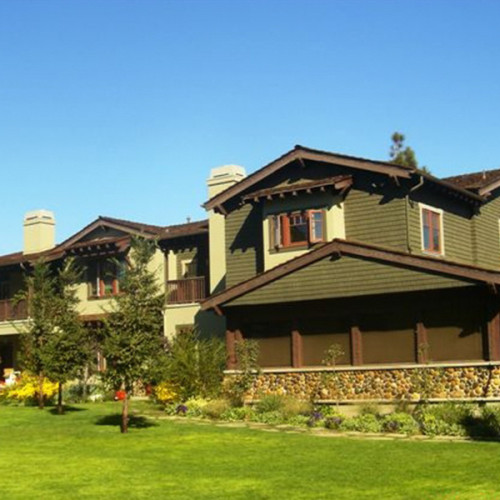 House front side elevation